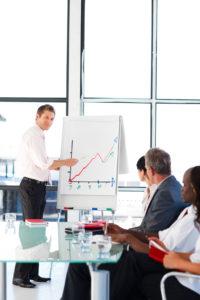Public speaking og præsentationsteknik